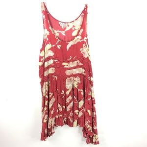 Free People Intimately Womens Floral Print Tank